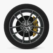 AEZ höja diskbilhjulet 3d model