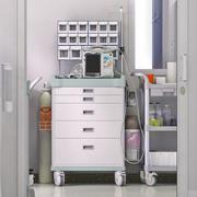 zestaw szpitalny 3d model