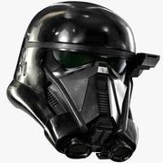 Death Trooper Helmet(1) 3d model