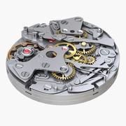 Watch Mechanism V9 3d model