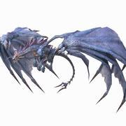 ドラゴン 3d model
