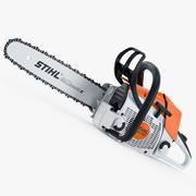 Chainsaw Stihl MS 3d model