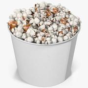 Puchar Popcornu 4 3d model