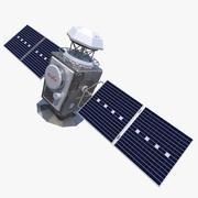 Generic Realistic Satellite 3d model