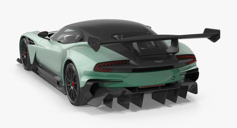 Aston Martin Vulcan 2016 Simple Interior Modele 3d Modele 3d 79 C4d Ma Max Obj Fbx 3ds Free3d