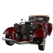 Chrysler imperial 1932 3d model