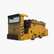 鉱業ロコ 3d model