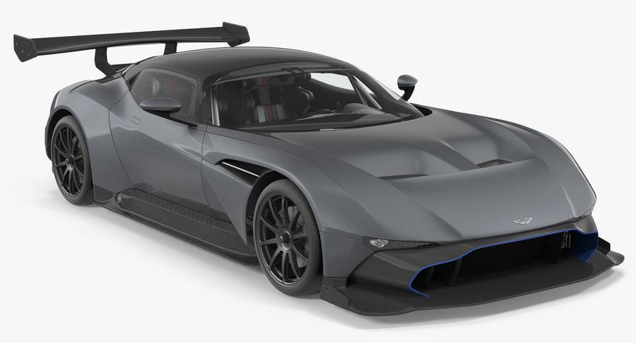 Aston Martin Vulcan 2016 3d Model 99 C4d Max Obj Ma Fbx 3ds Free3d