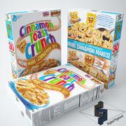 Cinnamon Toast Crunch V1 3d model