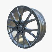 Wheel Trim 3d model