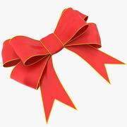 Bow Ribbon 3d model
