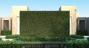 verticale tuin 4 3d model