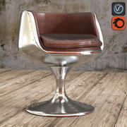 Aviator Cup Chair 3d model