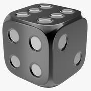 骰子2 3d model