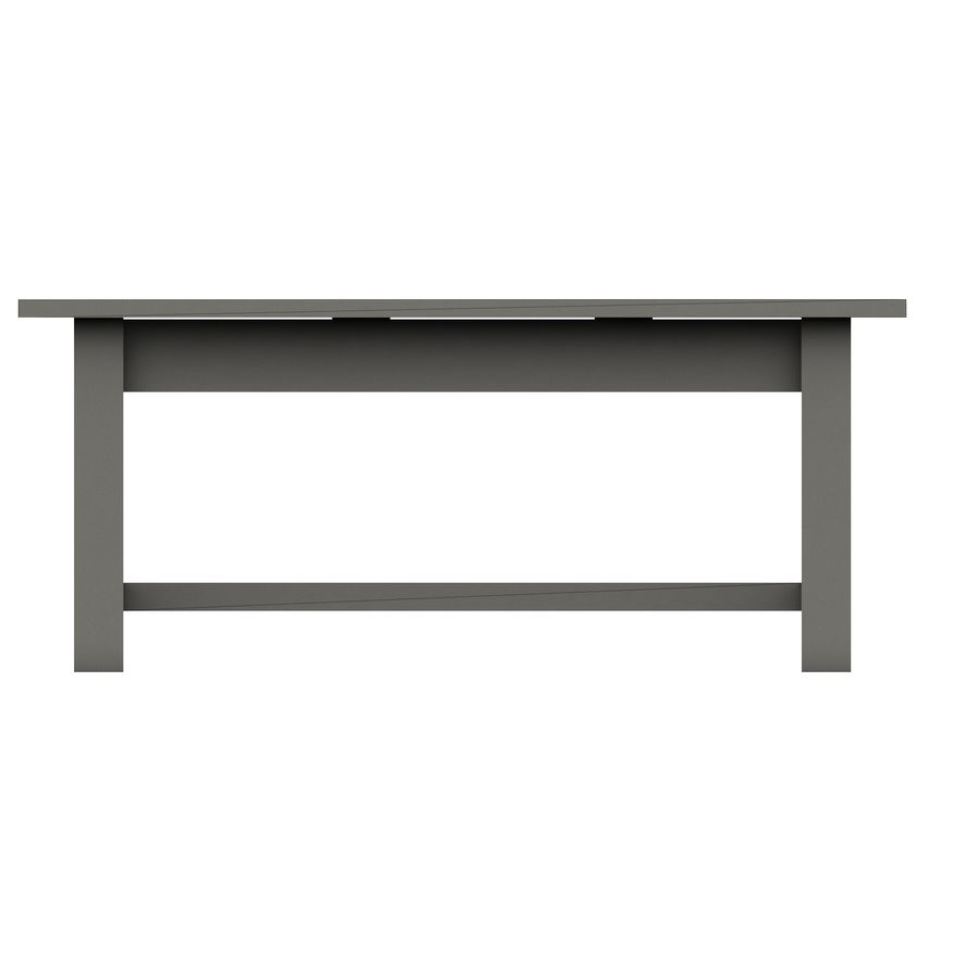 center table royalty-free 3d model - Preview no. 3