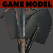 Melee Weapons Pack 3d model