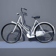 Bike, Dutch bicycle 3d model