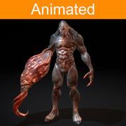 Créature Mutant 3d model