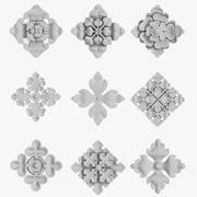 Architectural Ornament vol. 03 3d model