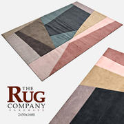 Carpet_SPLIT BRIGHT Paul Smith 3d model