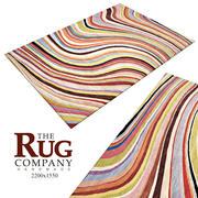 Carpet_paul-smith-swirl 3d model
