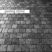 pavimentazione in pietra 3d model