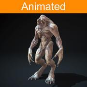 Pożeracz stworzeń 3d model