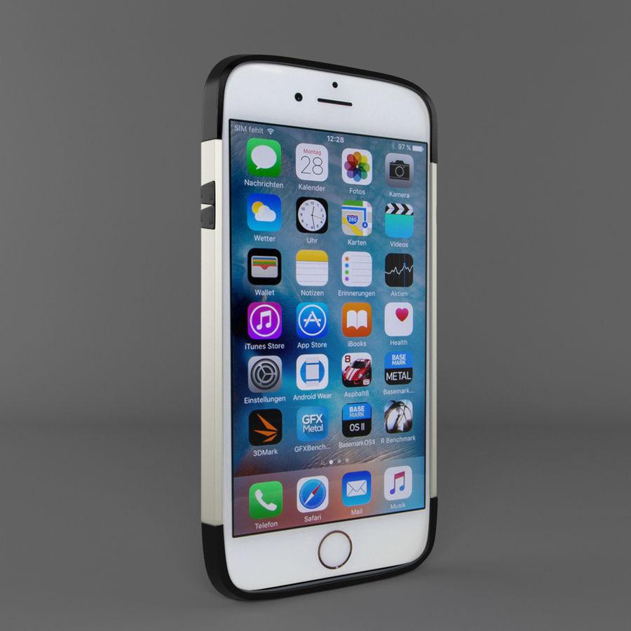 苹果手机外壳 royalty-free 3d model - Preview no. 1