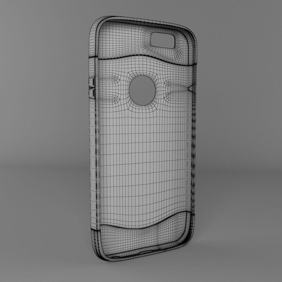 苹果手机外壳 royalty-free 3d model - Preview no. 5