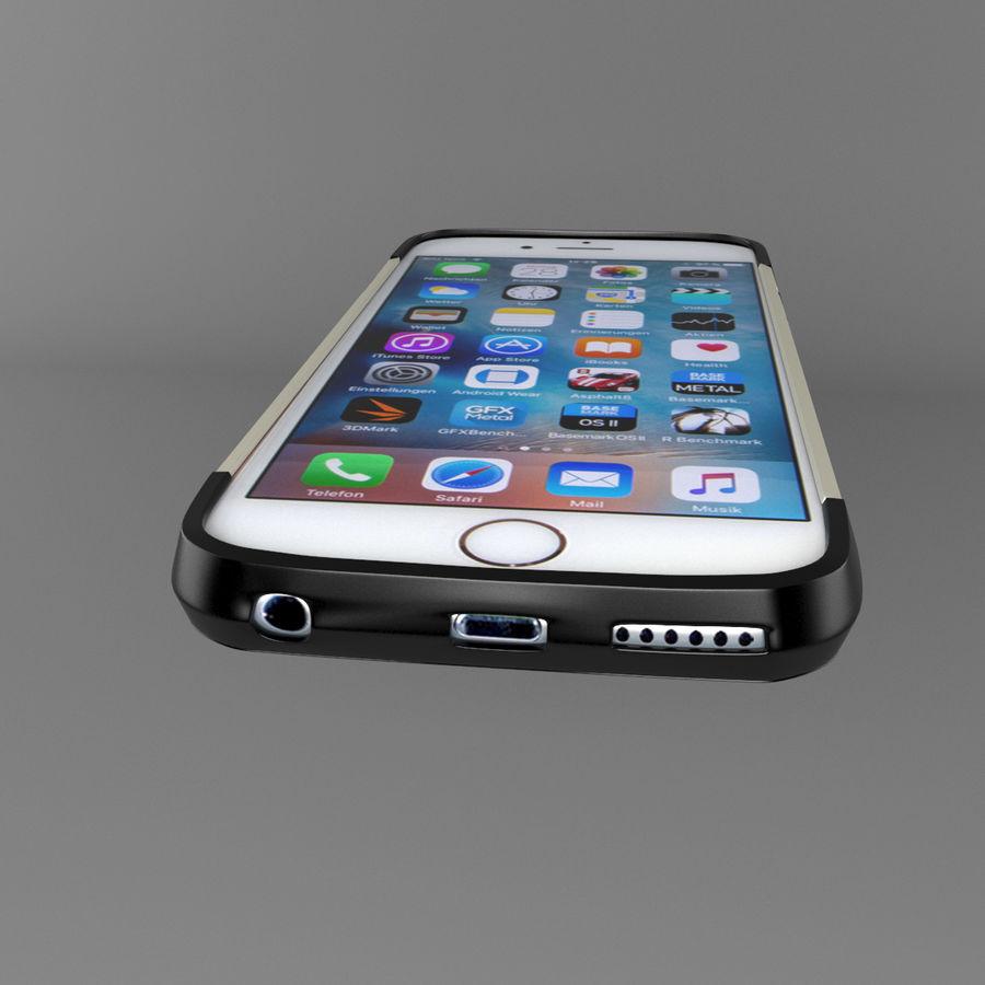 苹果手机外壳 royalty-free 3d model - Preview no. 4
