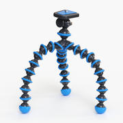 Flexible Camera Tripod 3d model