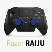 Razer Raiju控制器 3d model
