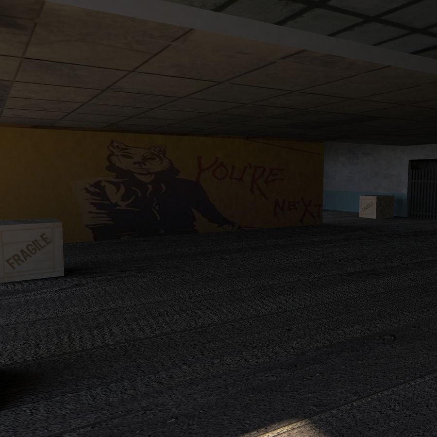 Scena di gioco royalty-free 3d model - Preview no. 3