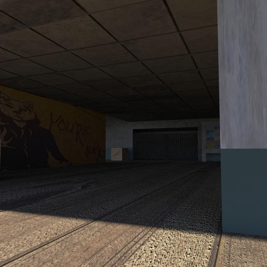 Scena di gioco royalty-free 3d model - Preview no. 5