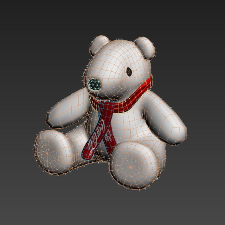 Niedźwiedź polarny royalty-free 3d model - Preview no. 5