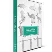 Kolekcja Base Mesh Vol 04 3d model