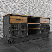 Boxcar Ellis Console E53 3d model