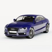 Audi een 5 3d model