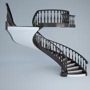 concrete_stair_2 3d model