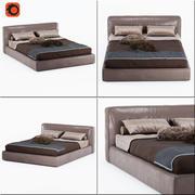 Jesse Mark Bed 3d model
