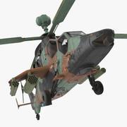 Eurocopter Tigre Spanish Army 3d model