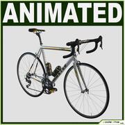 Ультрареалистичный гоночный велосипед 3d model