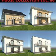 Collezione House Vol_06 3d model