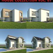 Collezione House Vol_07 3d model