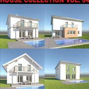 Collezione House Vol_04 3d model