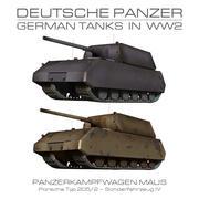 Maus - German Tank 3d model