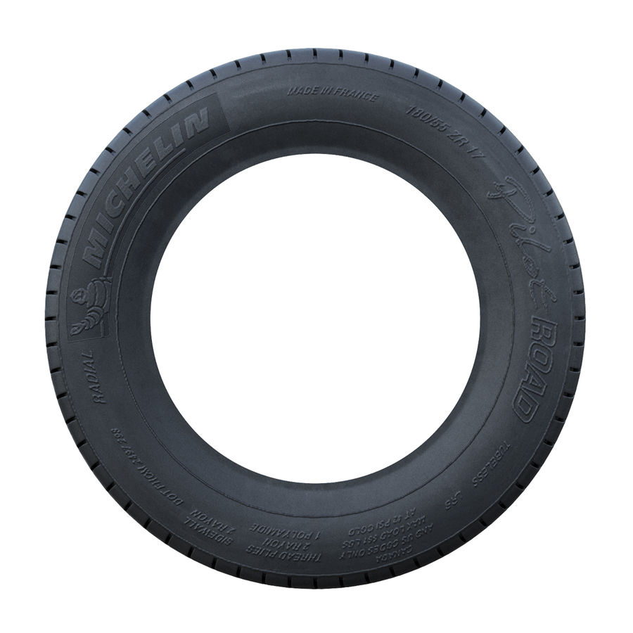 Tire royalty-free 3d model - Preview no. 2