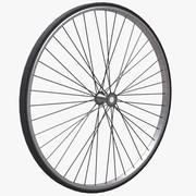 Rueda 13 rueda de ruedas modelo 3d