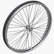 Rueda 12 rueda de ruedas modelo 3d