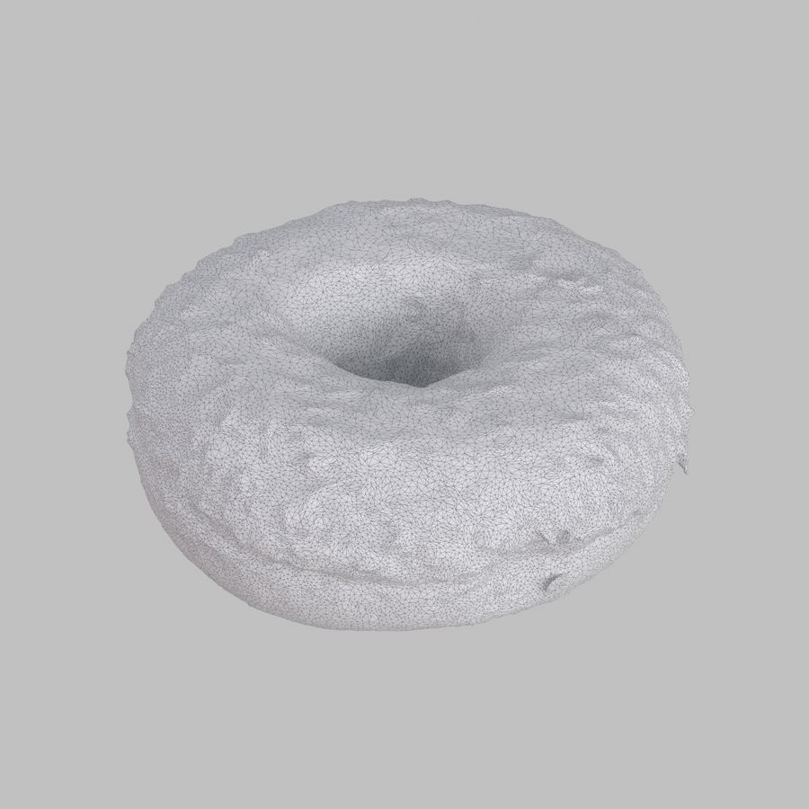 Collezione Donut royalty-free 3d model - Preview no. 16